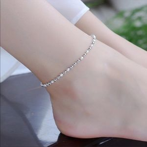 Jewelry - Sterling Silver 925 Anklet Chain